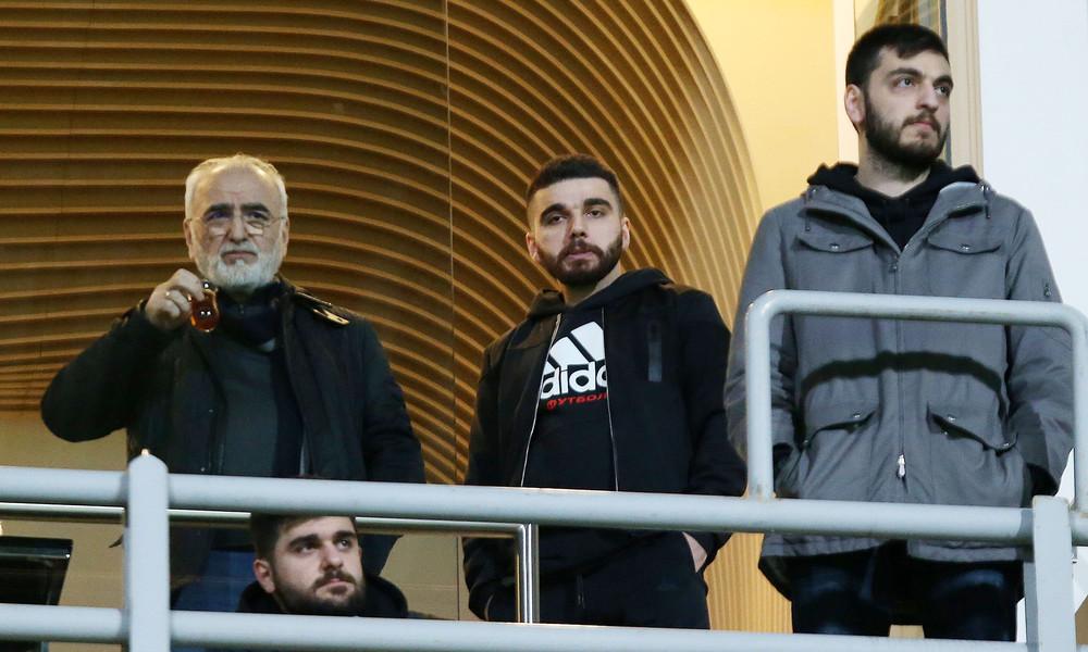 ΠΑΟΚ: Αιχμές Σαββίδη για ΑΕΚ! «Μπερδεύεστε» (photos)