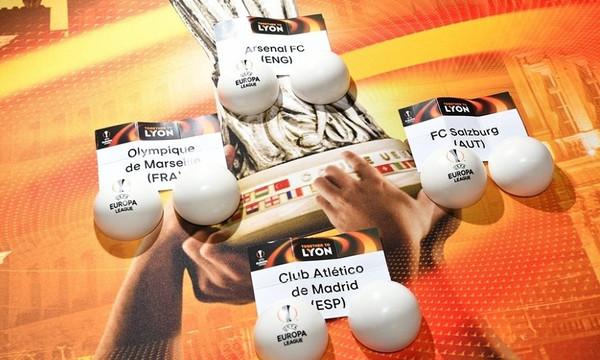 Europa League: Αυτά είναι τα ζευγάρια των ημιτελικών - Πρόωρο τελικό έβγαλε η κλήρωση