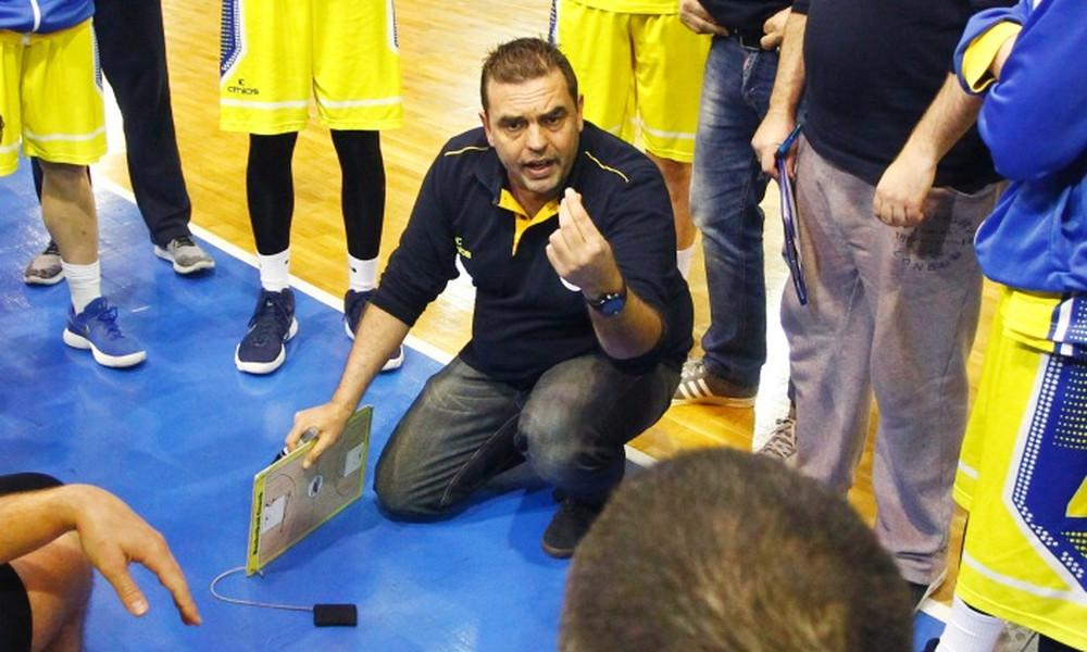 Καραγιάννης: «Το Περιστέρι είναι η πιο επιτυχημένη ομάδα στην ιστορία της Α2» (photo)