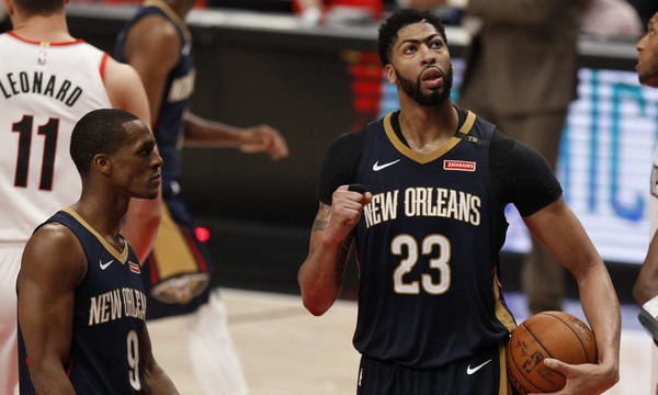 NBA: Break από Πέλικανς, εύκολα τα φαβορί! (videos)