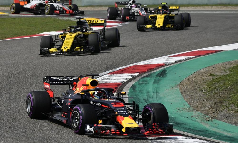Formula 1: Αυτοκράτορας… ο Ρικιάρντο στην Κίνα! (photos)