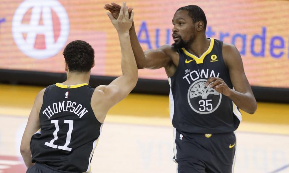 NBA: «Δίπλωσαν» οι Ουόριορς, break για Χιτ (videos)