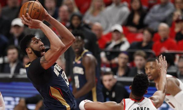 NBA: «Δίπλωσαν» τα breaks οι Πέλικανς! (videos)
