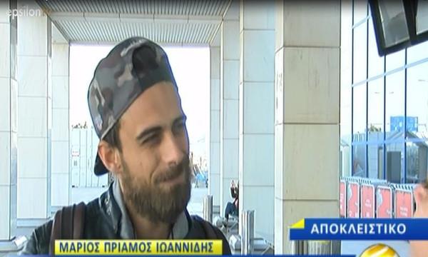 Survivor 2: Ο Μάριος Πρίαμος Ιωαννίδης αποκάλυψε τι του ζήτησε η παραγωγή του ριάλιτι