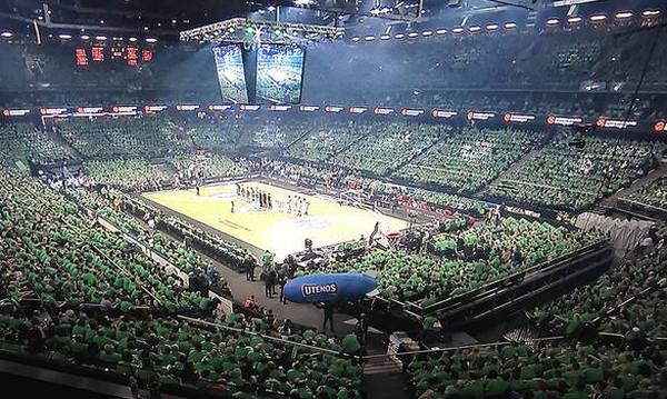 Απίστευτες αποδοκιμασίες και στη «Zalgirio Arena» για την Euroleague!