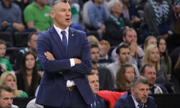 Γιασικεβίτσιους: «Σημασία έχει το 2-1, όχι η διαφορά»