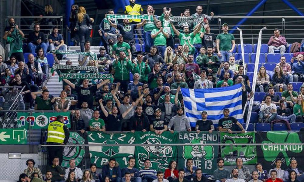 Οπαδοί Παναθηναϊκού περίμεναν τους διαιτητές στη Μαδρίτη!