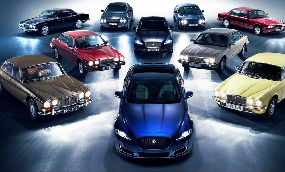 Η Jaguar ετοιμάζει κάτι σπέσιαλ για τα 50 χρόνια της XJ