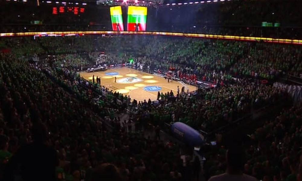 Νέες αποδοκιμασίες στη «Zalgirio Arena» για την Euroleague (video)