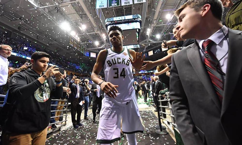 NBA: Η ηγετική εμφάνιση Αντετοκούνμπο με Σέλτικς (video)