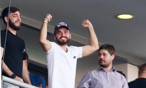 Σαββίδης: «Δεν είστε ικανοί για έναν τελικό και σας φταίει ο Σαββίδης» (photo)
