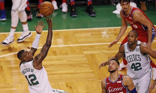 NBA: Εύκολα οι Σέλτικς το 1-0 με Σίξερς (video)