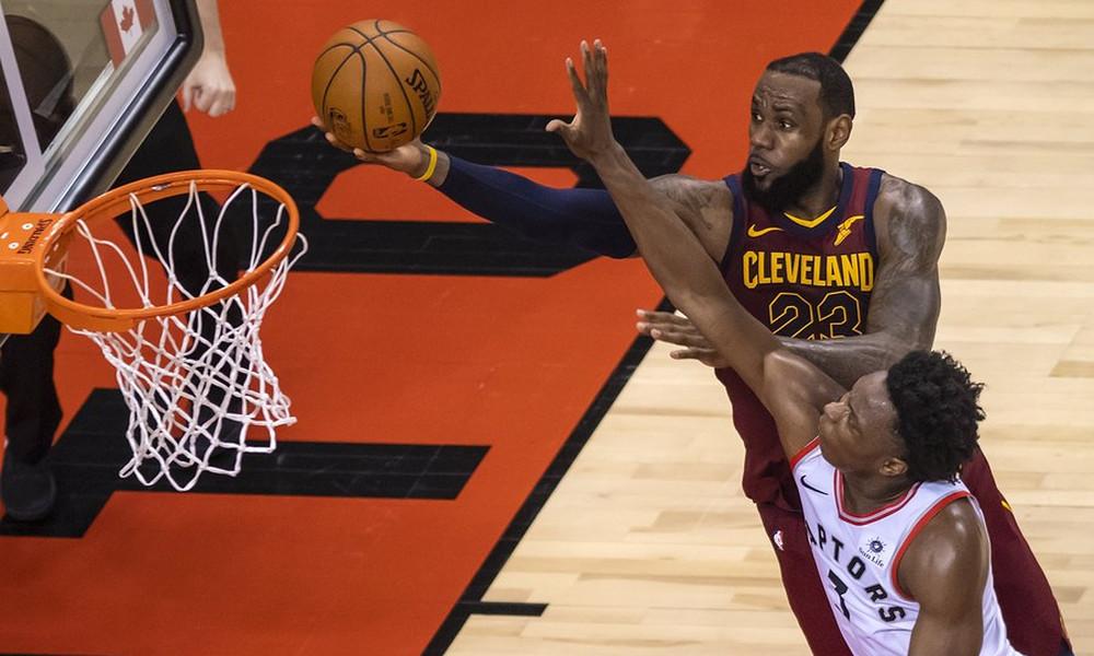 NBA: «Βασιλικά» όργια στο Τορόντο! (videos)