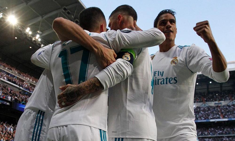 Champions League: Γράφει Ιστορία η Ρεάλ Μαδρίτης