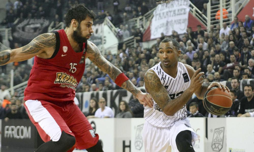 Basket League: Οριστικά χωρίς κόσμο το Ολυμπιακός - ΠΑΟΚ
