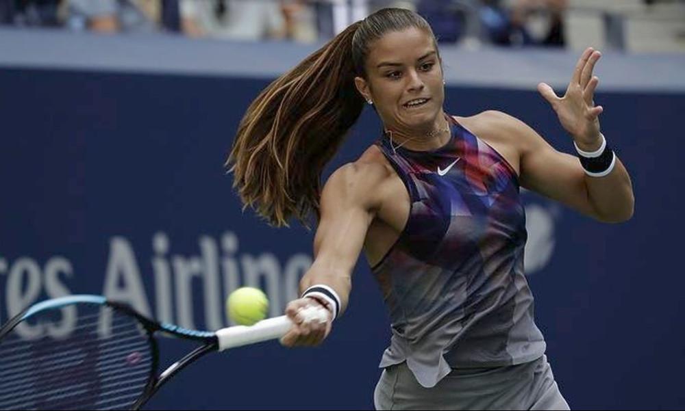 Τέννις: Ήττα της Σάκκαρη στο Madrid Open