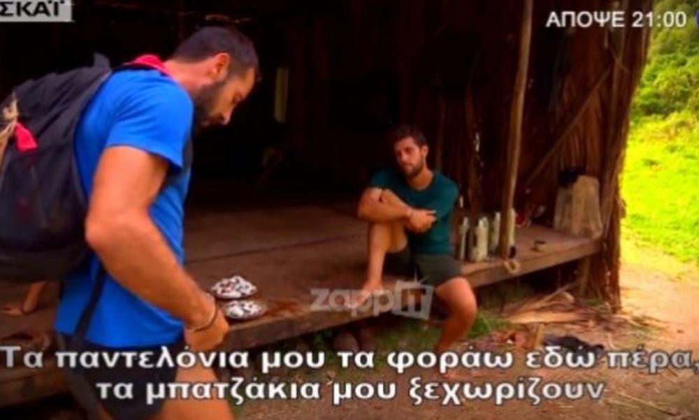 Survivor 2: Νέος χαμός με Χάρο και Εύη - Καβγάς με ατάκες-φωτιά! (video)