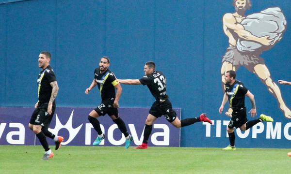 Παναιτωλικός-Αστέρας Τρίπολης 0-2: Στο Europa League μέσω Αγρινίου!