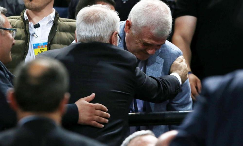 Μελισσανίδης: «Να είναι στον τελικό ο Σαββίδης»