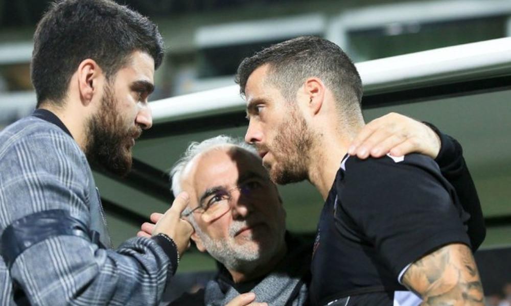 Σαββίδης στους παίκτες: «Περήφανος για σας, μαζί στην Αθήνα αλλά όχι στο γήπεδο»