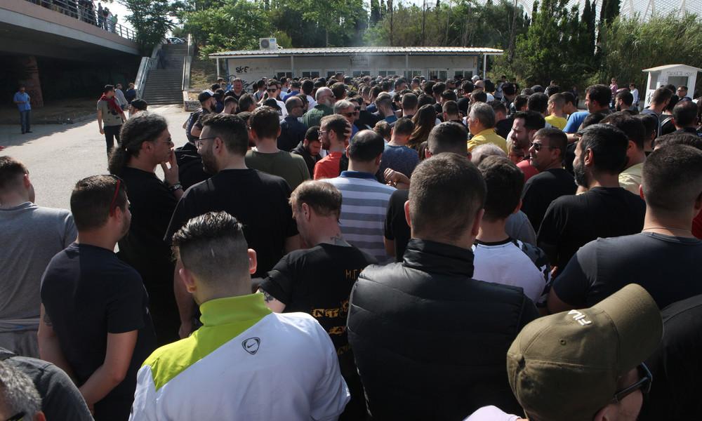 ΑΕΚ: Χαμός για τα εισιτήρια του τελικού με ΠΑΟΚ! (photos)