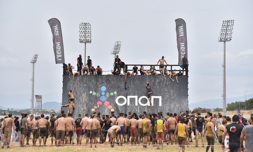 Χιλιάδες κόσμου έζησαν την εμπειρία του Legion Run με τον ΟΠΑΠ (video+photos)
