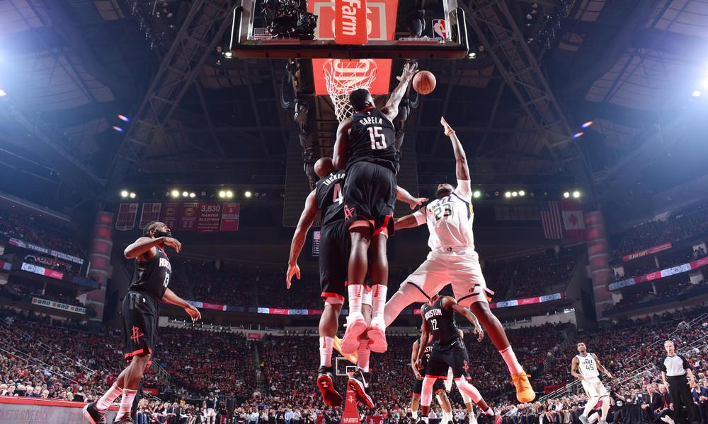 NBA: «Ρουκέτες» στους τελικούς της Δύσης (video)