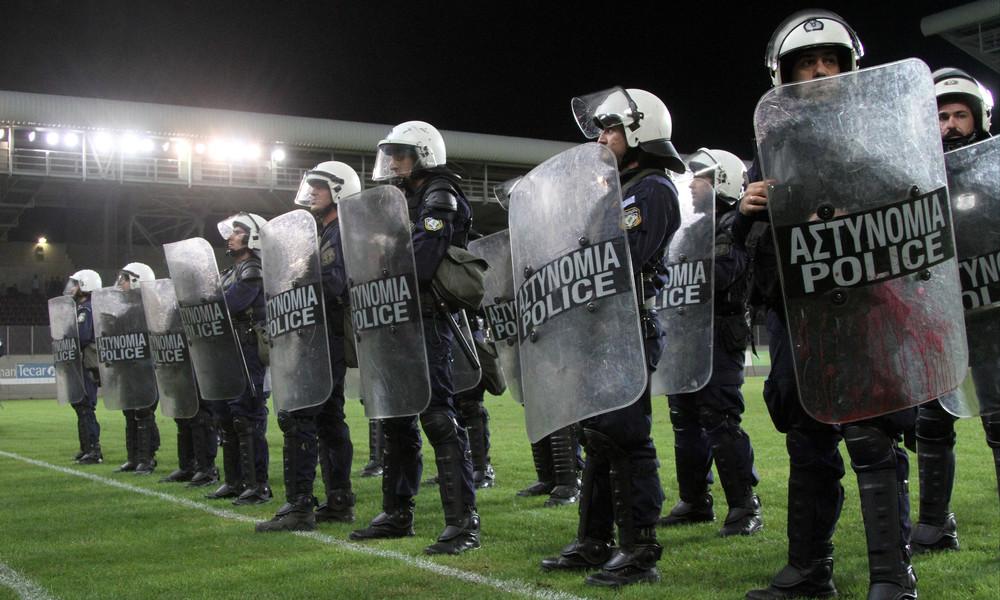 ΑΕΚ - ΠΑΟΚ: Χιλιάδες Αστυνομικοί στον τελικό!