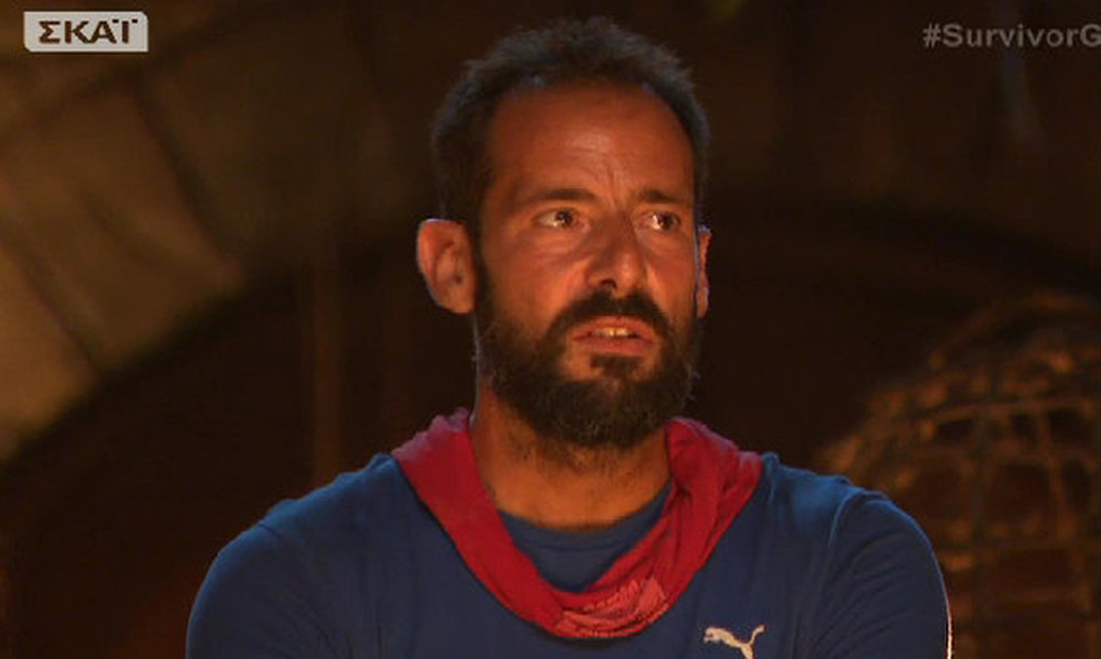 Survivor 2: Επικό τρολάρισμα στο Twitter με την αποχώρηση Χάρου! (photos)