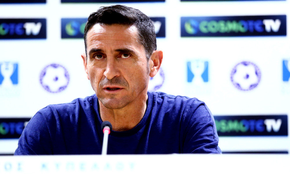 ΑΕΚ-ΠΑΟΚ: Χιμένεθ: «Θέλουμε το Κύπελλο για να συνεχίσουμε να μεγαλώνουμε» (photos)