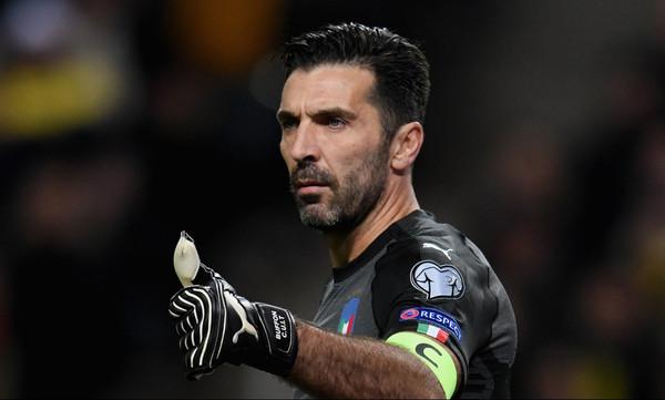 UEFA: Σε απολογία ο Μπουφόν