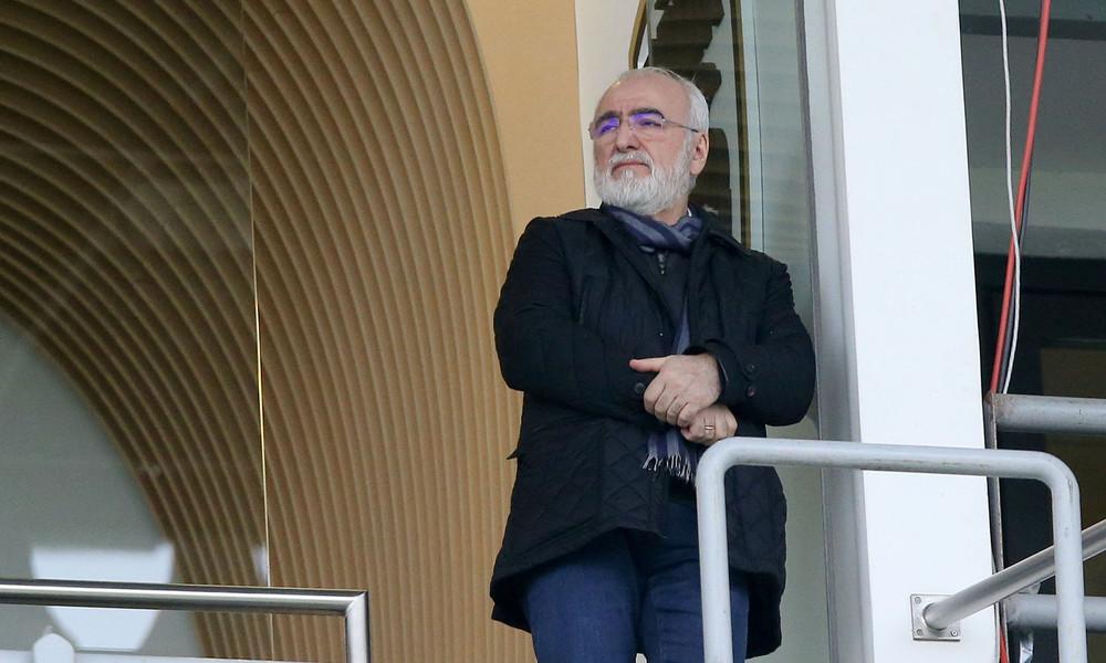 ΑΕΚ-ΠΑΟΚ: Στην Αθήνα ο Ιβάν Σαββίδης