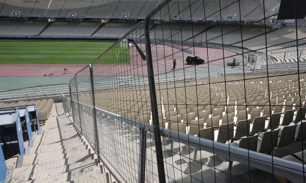 Τελικός Κυπέλλου: Μπήκαν στο ΟΑΚΑ οι πρώτοι οπαδοί του ΠΑΟΚ