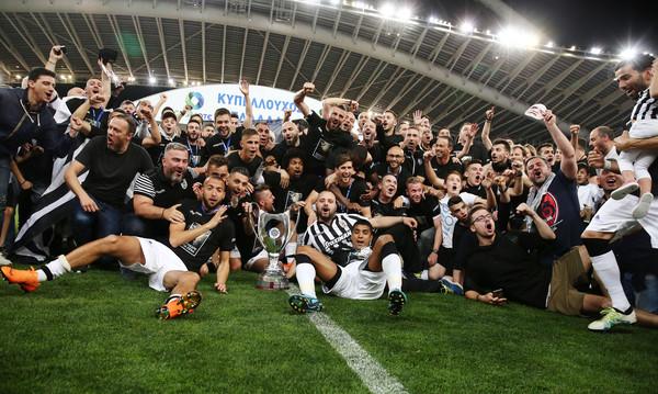 ΠΑΕ ΠΑΟΚ: «Πρωταθλητής στο γήπεδο, Κυπελλούχος στο δικό τους γήπεδο»