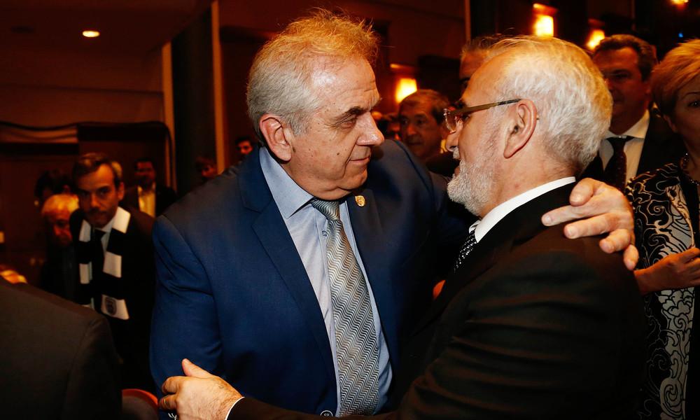 Παπαδόπουλος: «Εφιάλτης τους ο Σαββίδης»
