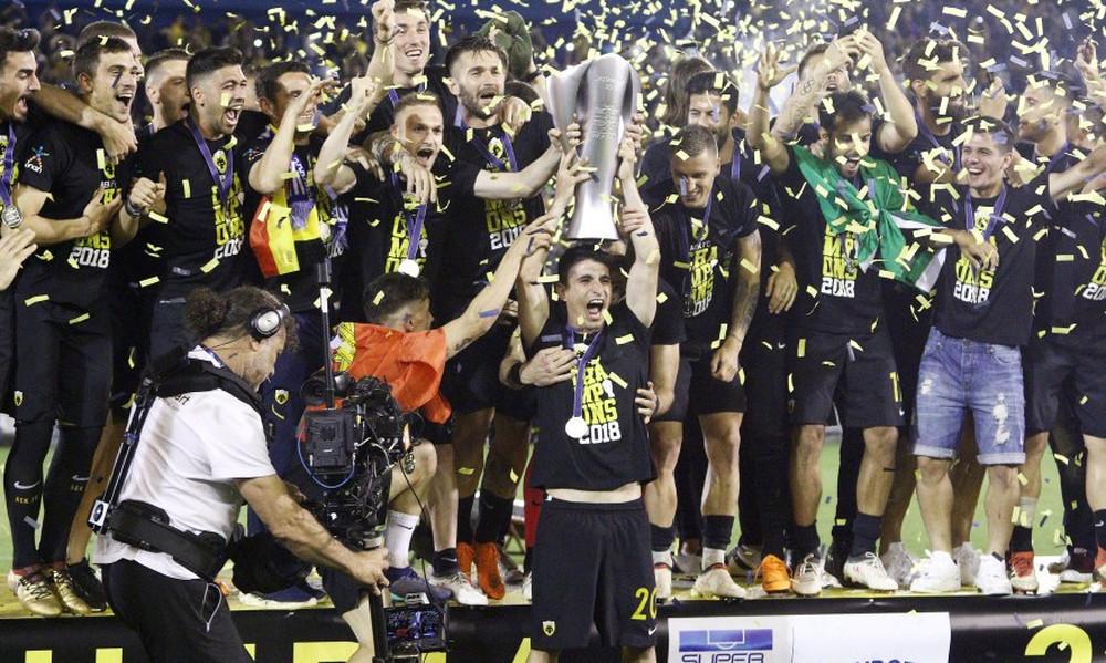 ΑΕΚ: Τα δεδομένα για το Champions League