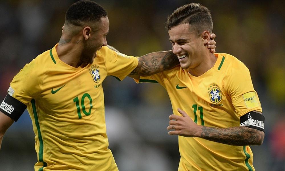 Παγκόσμιο Κύπελλο 2018: Με Νεϊμάρ η Βραζιλία στη Ρωσία