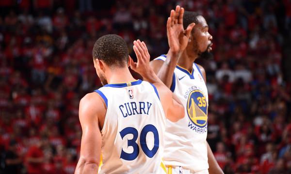 NBA: Κέρδισαν την πρώτη «μάχη» οι «Πολεμιστές» (photos+video)
