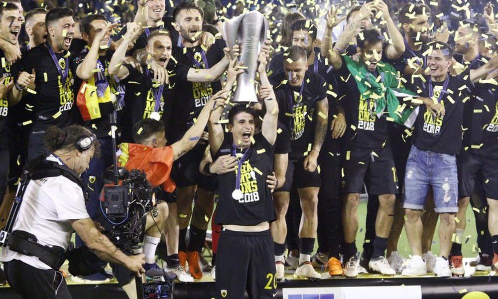 ΑΕΚ: Ο δρόμος για τους ομίλους του Champions League