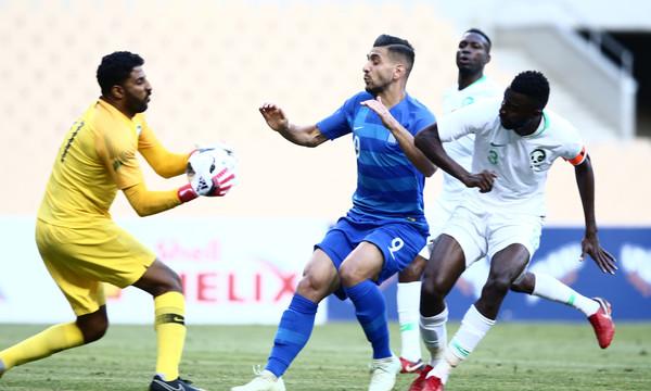 Δεν άρεσε με Σαουδική Αραβία η Εθνική, φιλική ήττα με 2-0