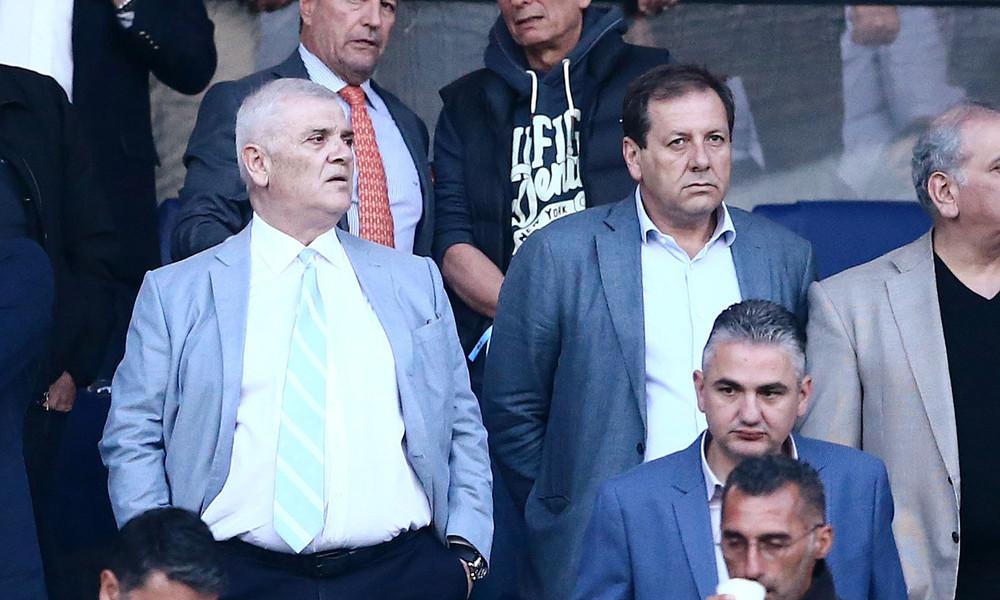 ΑΕΚ: Στα Σπάτα ο Μελισσανίδης