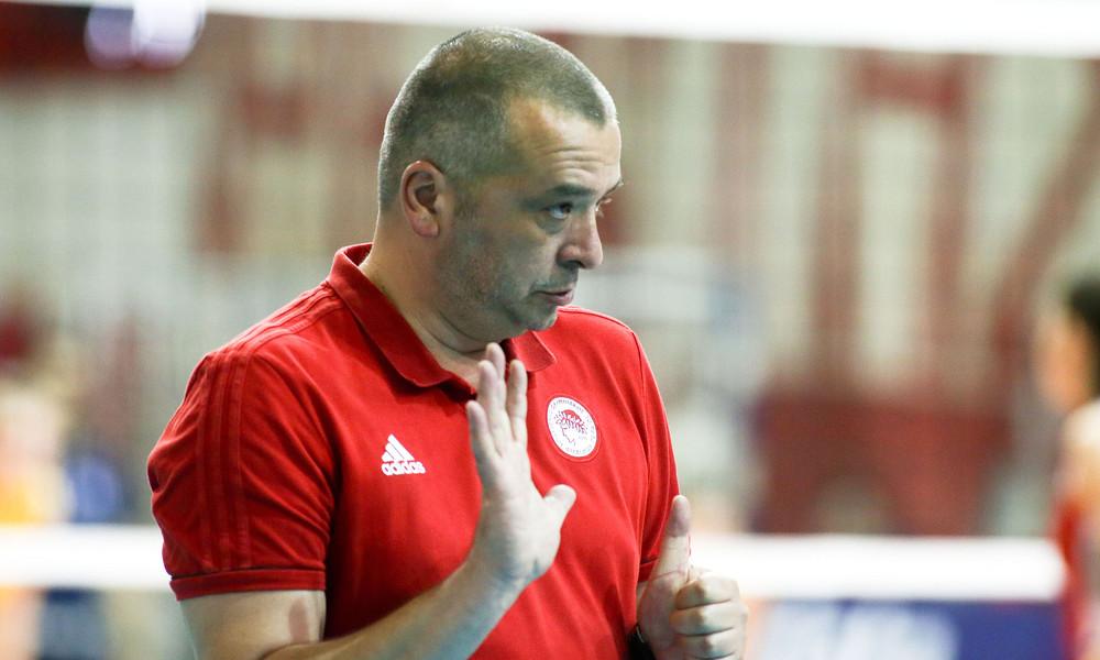 Ολυμπιακός: Έριξε… άγκυρα ο Κοβάτσεβιτς