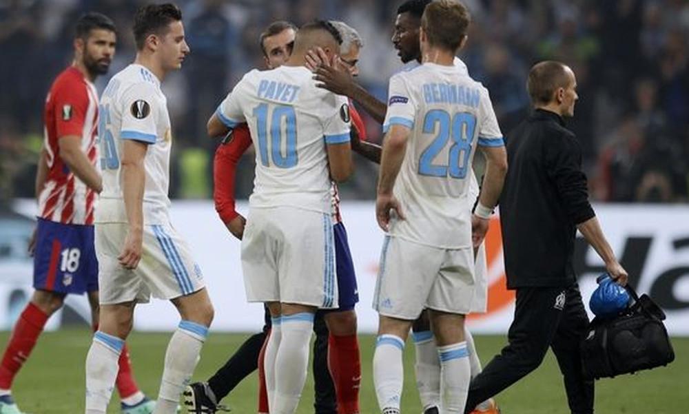 Europa League: Αποχώρησε με κλάματα από τον τελικό ο Παγέ (video)