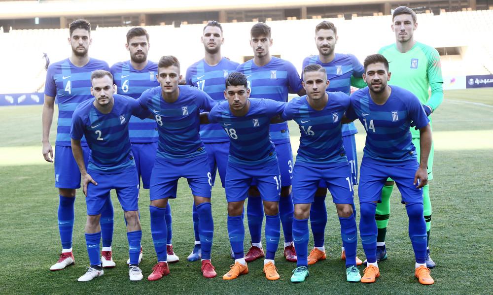Σταθερά στην 44η θέση της FIFA η Ελλάδα