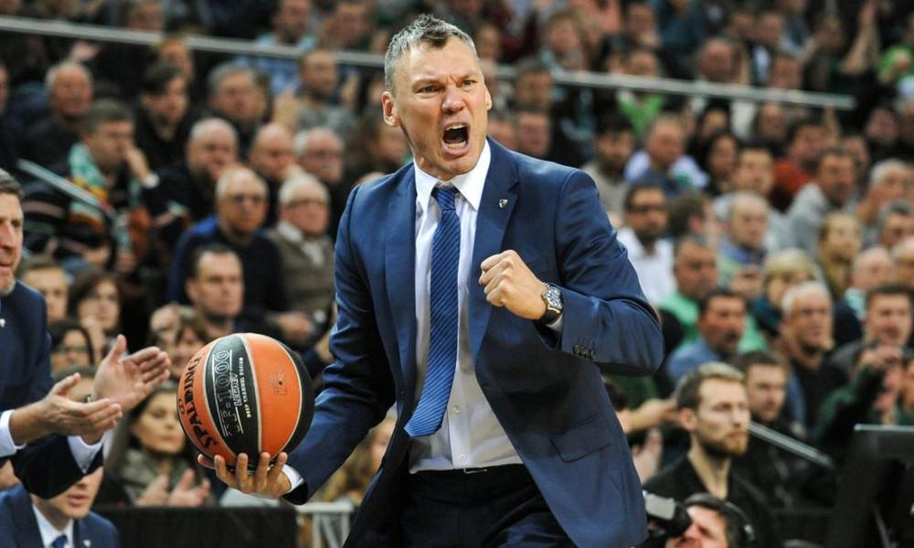 Γιασικεβίτσιους: «Ευτυχώς δεν παίζουμε ένας εναντίον ενός με τον Ομπράντοβιτς»