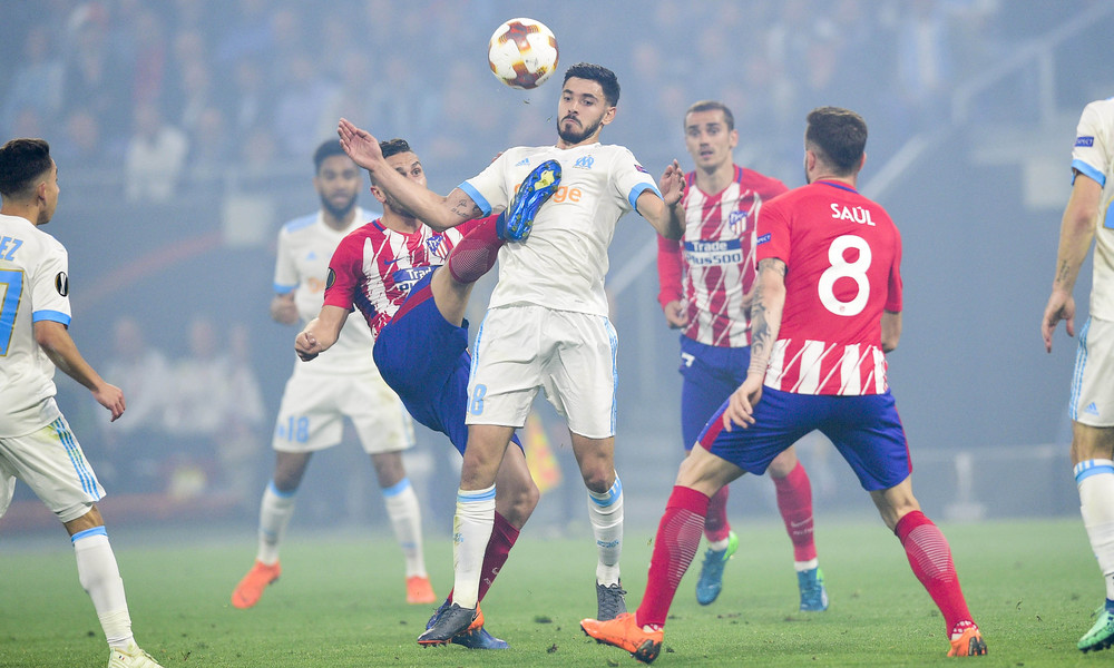 Europa League: Σε απολογία Μαρσέιγ και Ατλέτικο Μαδρίτης για τον τελικό
