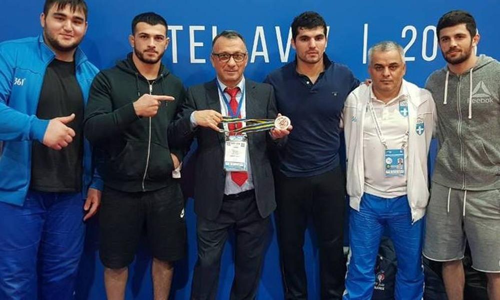 Στο προπονητικό καμπ της Τεχεράνης οι Αζωίδης, Ντανατσίδης και Τσελίδης