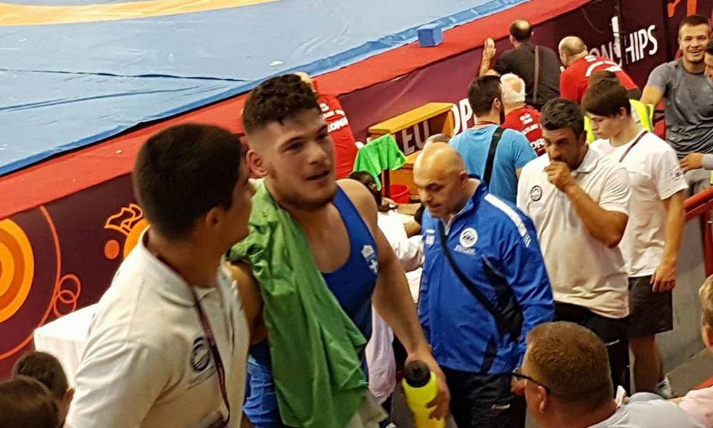 Στον τελικό του Ευρωπαϊκού Πρωταθλήματος ο Τσομπανούδης!