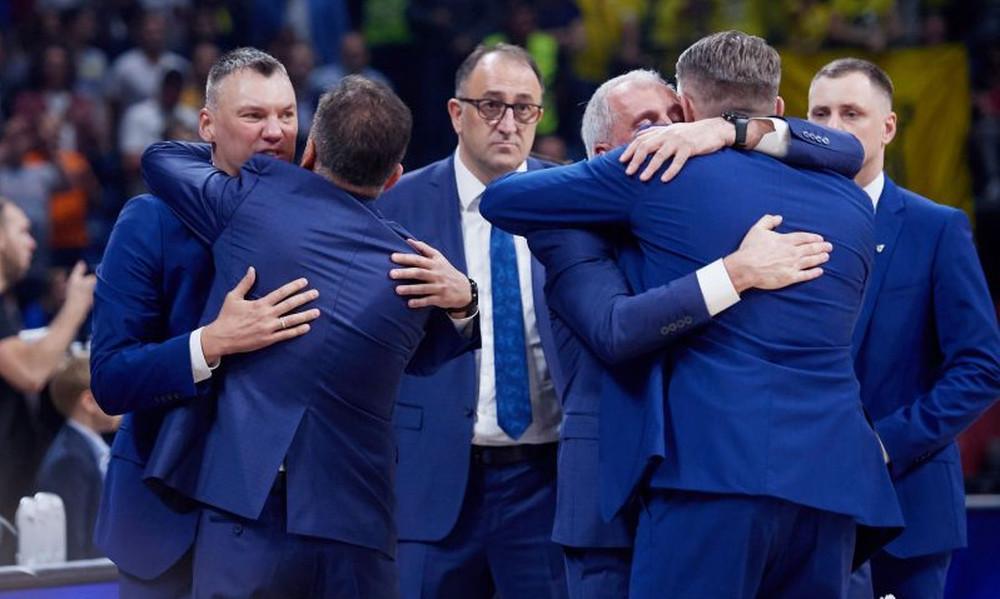 Final Four 2018: Το φινάλε με Ομπράντοβιτς – Γιασικεβίτσιους (video)