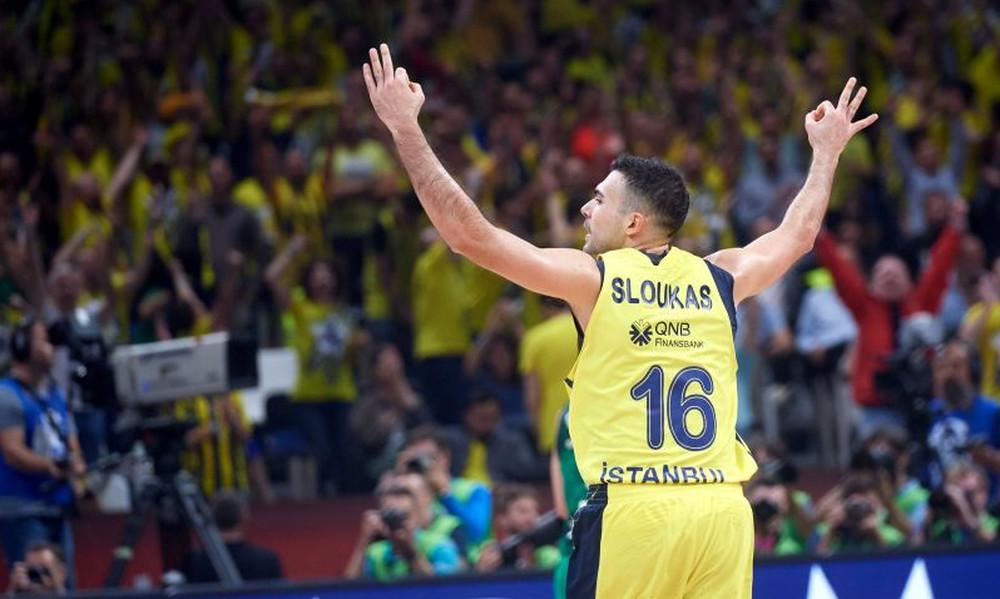Final Four 2018: Ρεκόρ για τον… ατακαδόρο Σλούκα